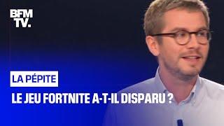 Le jeu Fortnite a-t-il disparu ?