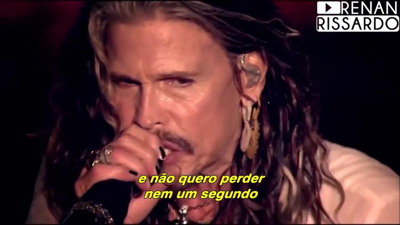 Aerosmith I Don T Want To Miss A Thing Traducao Youtube