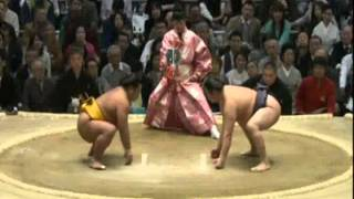 Sumo -PROPER Haru Basho 2015  Day 1 ,March 8th -大相撲春場所 2015年 初日