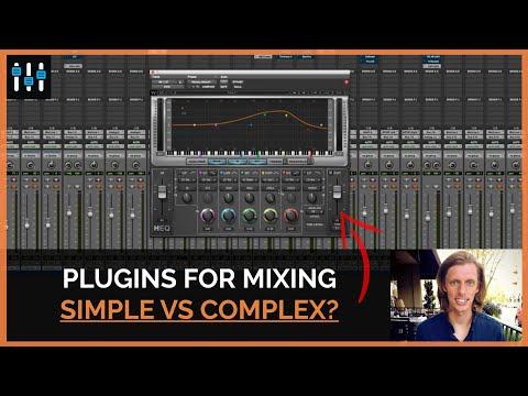 Simple vs Complex Plugins