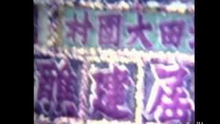 大圍村國術組1977年 - 3 (丁巳年太平清醮)