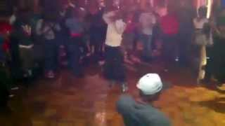 BADAZZ EBONY VS LIL RONNY AGA Philly vogue knights LSS