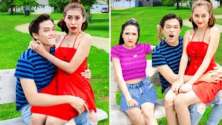 Girl DIY! 28 Funny DIY Couple Pranks / Prank Wars by T-STUDIO