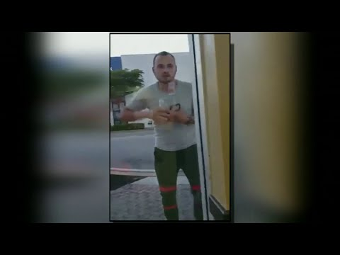 Video Shows Man Going On Racist Rant At Miami Beach Shop