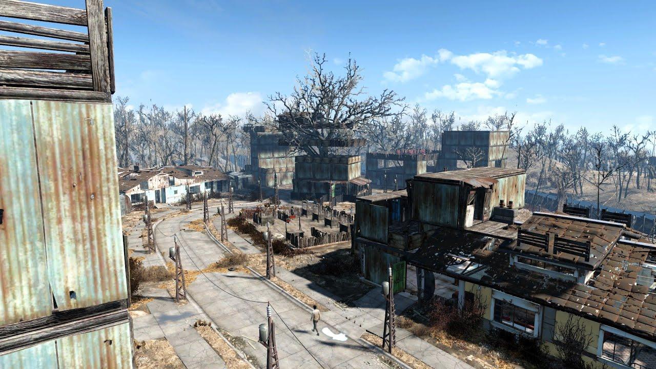 Fallout  Starlight Build Area