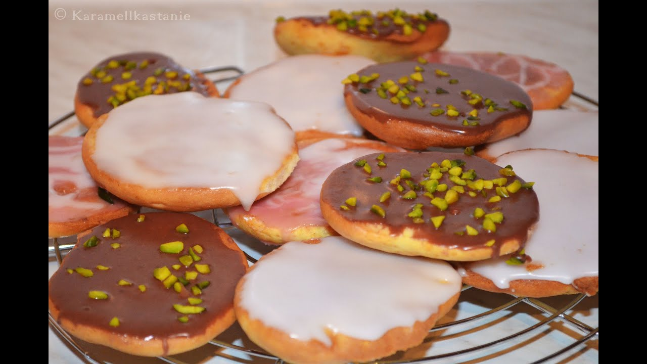 recipe amerikaner cookies