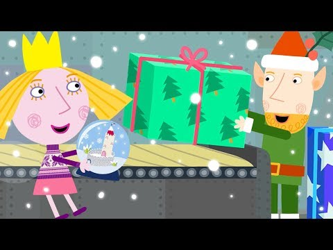 Ben and Holly's Little Kingdom 🎁Christmas gifts wishlist! 🎁Christmas Special | Cartoons for Kids