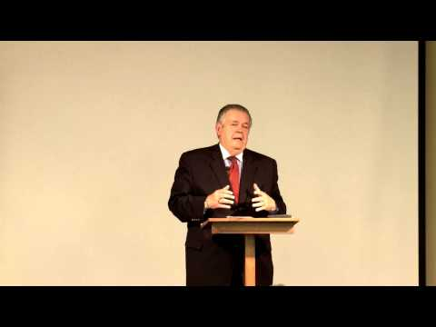ISCA 2015 - Richard Land, The Southern Baptist Convention, 1979-1993: What Happened, and Why