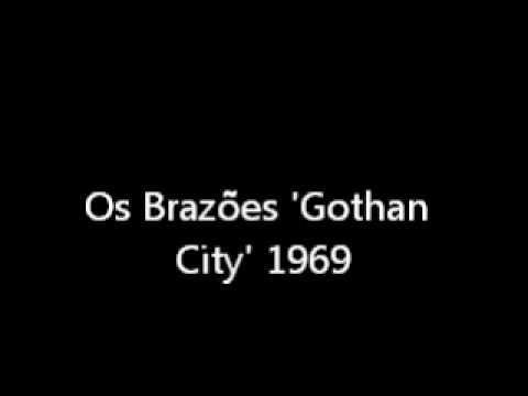 Os Brazões 'Gothan City' 1969