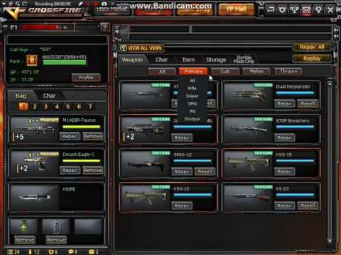 Selling  Crossfire UK Account [ From any Country]