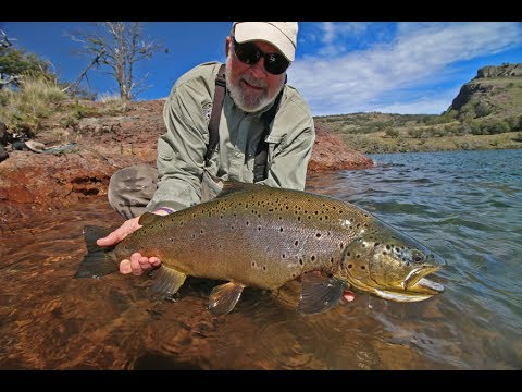 Patagonia Fly Fishing Adventures 2017
