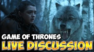 Game of Thrones Season 7 Episode 1 Breakdown  Live Stream