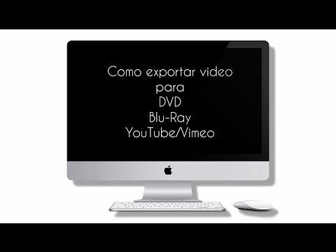Como comprimir videos con la mejor calidad para DVD, Blu-Ray y Web Usando Premiere Encoder