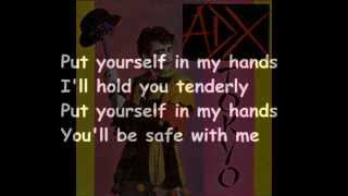 The Adicts - Put Yourself In My Hands (Lyrics)