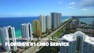 Limo Service Florida - Limos & Party Buses for All Occasions