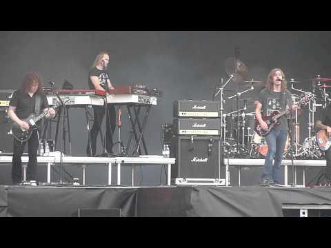 Opeth - Burden (Gods Of Metal, Milan, 24.06.2012)