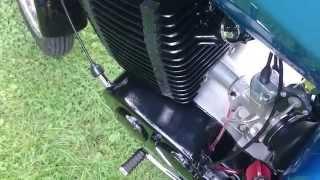 MZ ETZ 251 Kanuni dziwny dźwięk po remoncie silnika