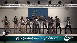 GYM FESTIVAL 2019 - 1º PERÍODO EDUCAÇÃO FÍSICA