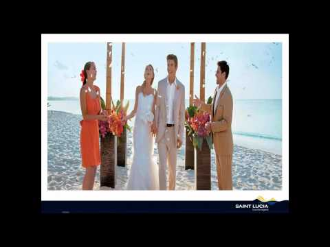 St  Lucia Tourist Board presents Honeymoons and Destination Weddings