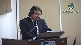 7ª Sessão Ordinária - Vereador Beto Feres