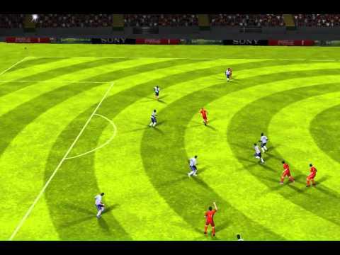 FIFA 14 iPhone/iPad - Espanha vs. França