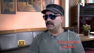 """محمد سعد يكشف كيف تفوق على نفسه في فيلم """"الكنز"""""""