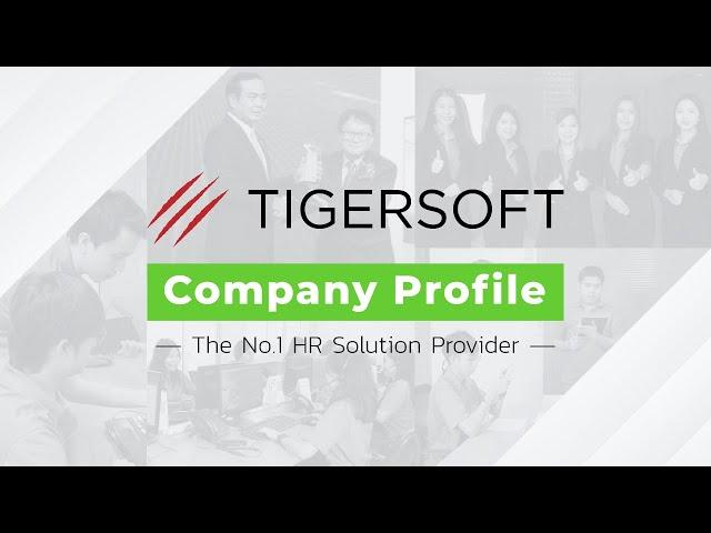 TIGER SOFT (1998) CO., LTD. Company profile