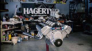 Starting Our Rebuilt Hemi V8 Engine For the First-Time | Chrysler Hemi FirePower