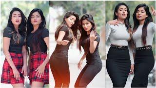 Bahut hard rap song in tik tok viral video||bhata hard bhata hard tik tok||dance on rap||gima_ashi||