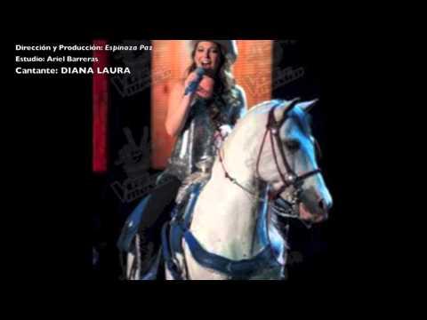 Diana Laura - NO BASTA UN ADIÓS