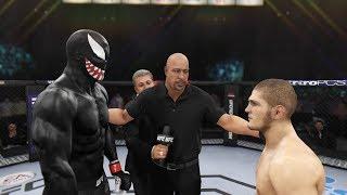 Хабиб Нурмагомедов vs ВЕНОМ(VENOM) в UFC