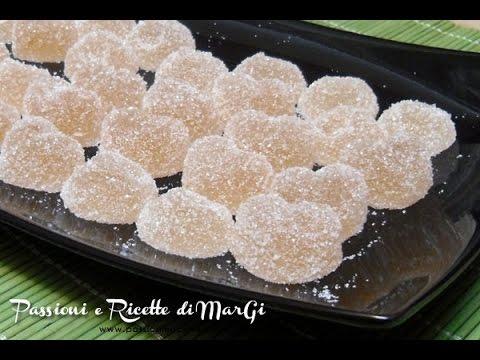 Come fare le caramelle gommose viyoutube for Caramelle al miele fatte in casa