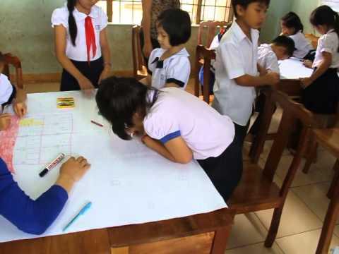 Các em vẽ bức tranh về ngôi trường mơ ước – 2