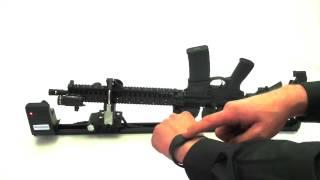 Santa Cruz Rapid Access Rfid Gun Rack