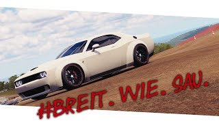 Dodge Challenger LB Works | CarPxRN | Forza Horizon 3 -------------...