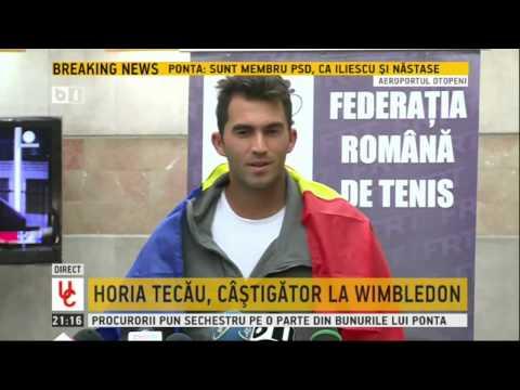 Horia Tecau, castigator la Wimbledon