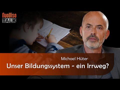 Unser Bildungssystem - ein Irrweg? - Michael Hüter (3/3)