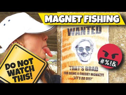 Magnet Fishing #018 Do Not Watch Dis!