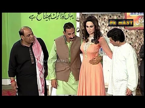 Jhoome Nache Gayein New Pakistani Stage Drama Full Comedy Funny Play | Pk Mast