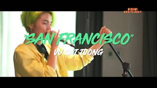 "Vũ Cát Tường performs ""San Francisco"" (Asia Spotlight)"