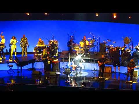 Nicholas Collins Drum Solo - Phil Collins son - LIVE