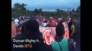 Duncan Mighty ft. Davido - Aza ( Behind the scenes)