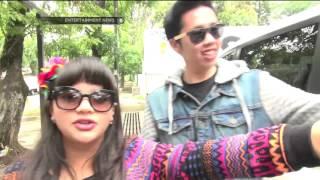 Amel Carla Jumpa Fans di Bandung