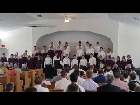 We Are Not Alone - Trinity Mennonite Youth Choir