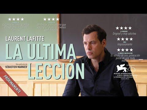 LA ÚLTIMA LECCIÓN - Tráiler oficial subtitulado en español