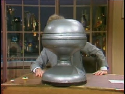 Giant Doorknob Collection on Late Night, 1982-83