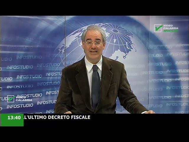 InfoStudio il telegiornale della Calabria notizie e approfondimenti - 10 Febbraio 2020 ore 13.30