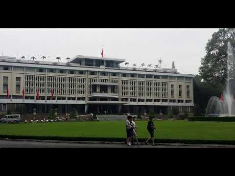 Independence Palace Museum Ho Chi Minh City Viet Nam