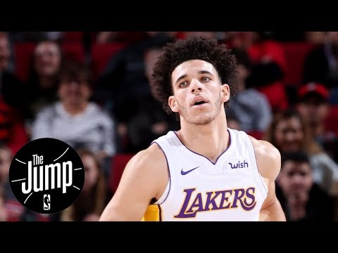 Tracy McGrady voices concern for Lonzo Ball's lack of energy | The Jump | ESPN