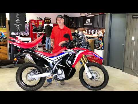 MOTO STUFF Lowering Options HONDA CRF l & Rally